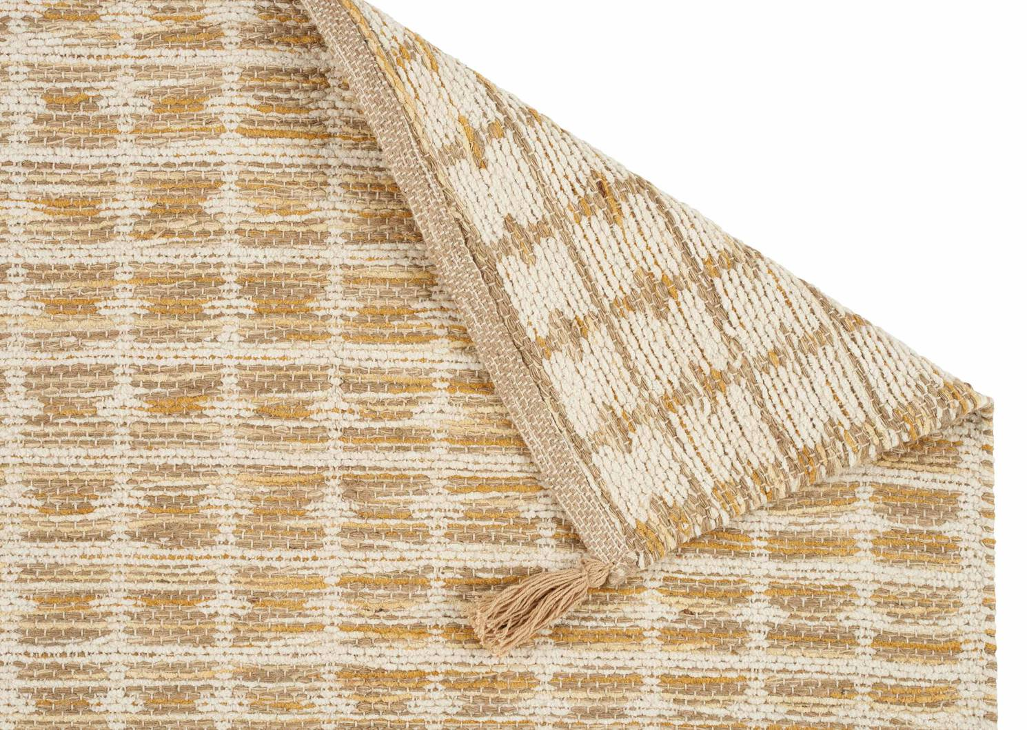 Charis Accent Rugs Gold