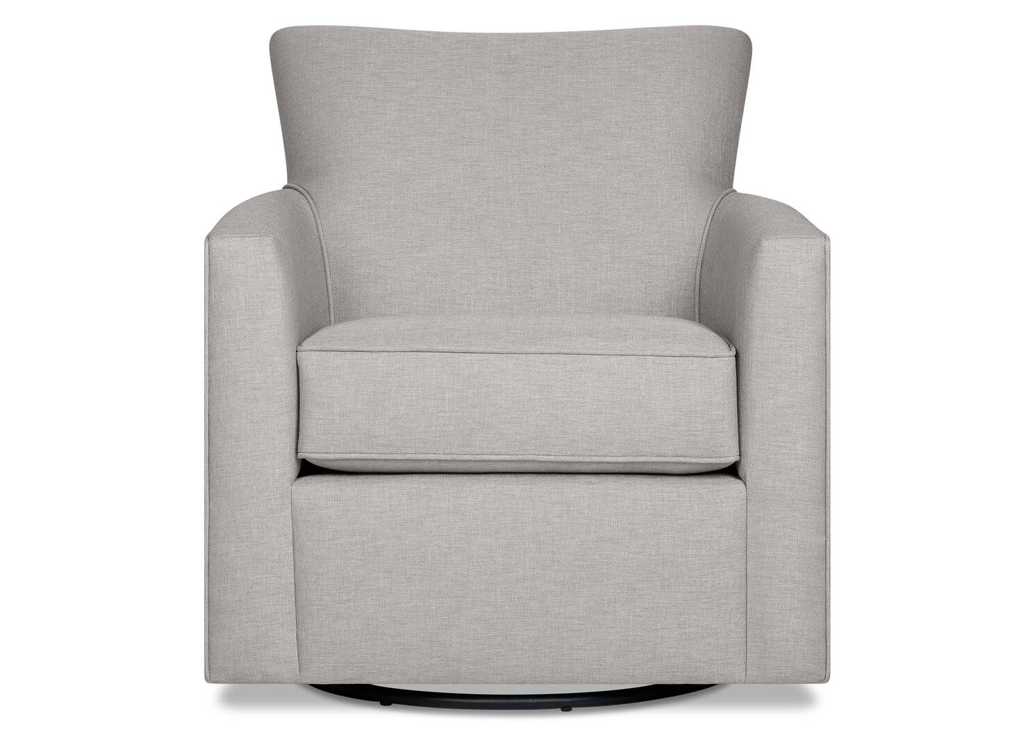 Devon Custom Swivel Chair