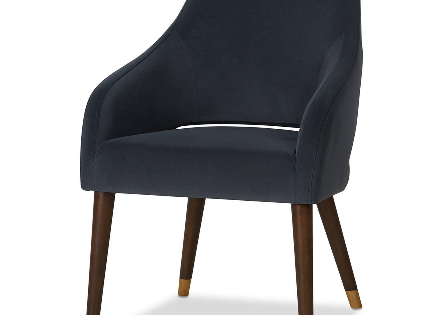 Fabian Dining Chair -Lauryn Grey