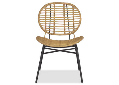 Tria Dining Chair -Natural