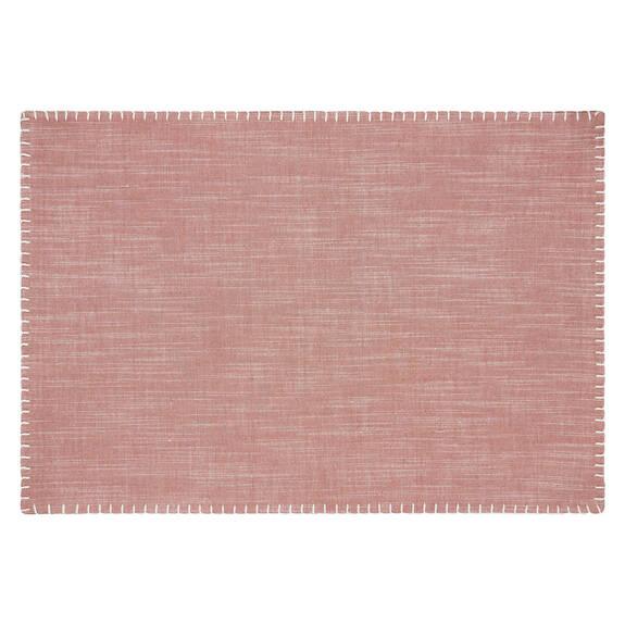 Tula Placemat Petal/Ballet Pink