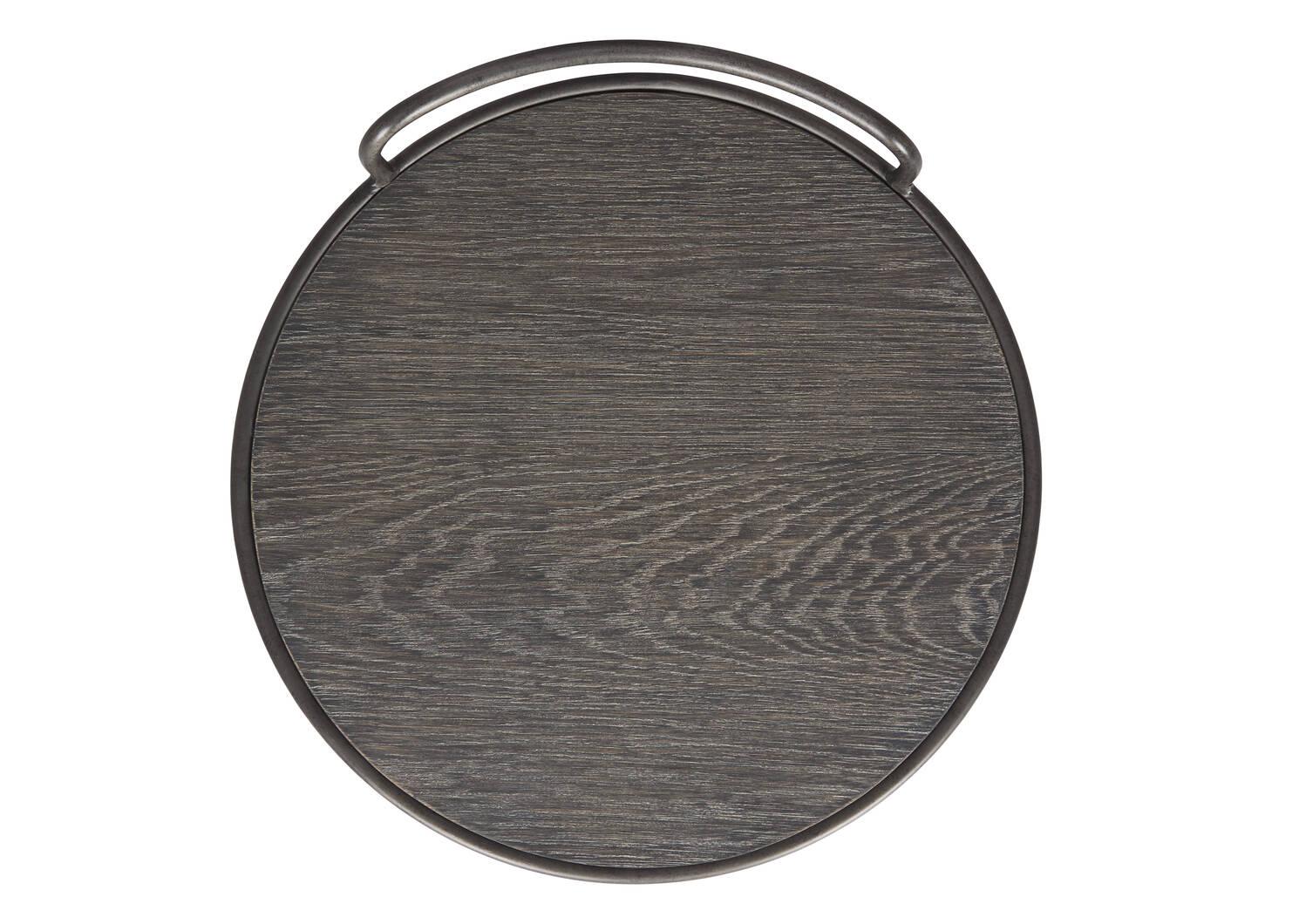 Nomad Side Table -Hudson Oak