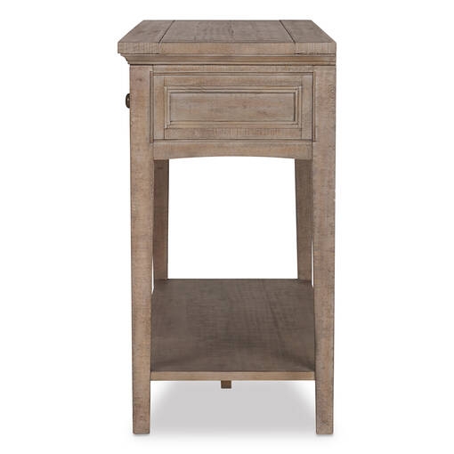 Parker Console Table -Heron Sand