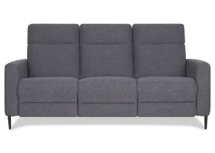 Pearson Reclining Sofa -Elron Smoke