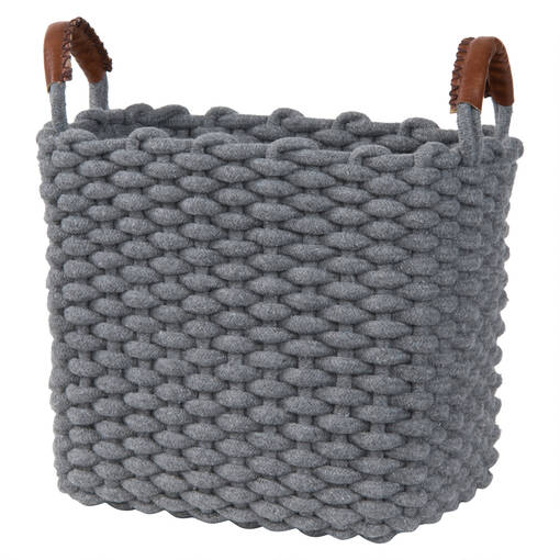 Corde Basket Small Grey