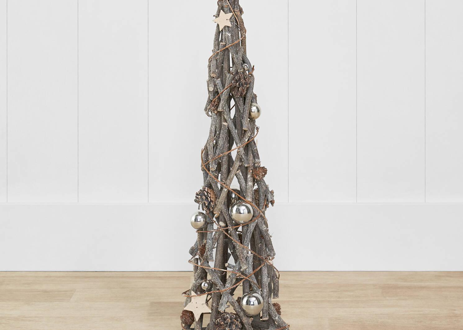 Blitzen Tree Silver