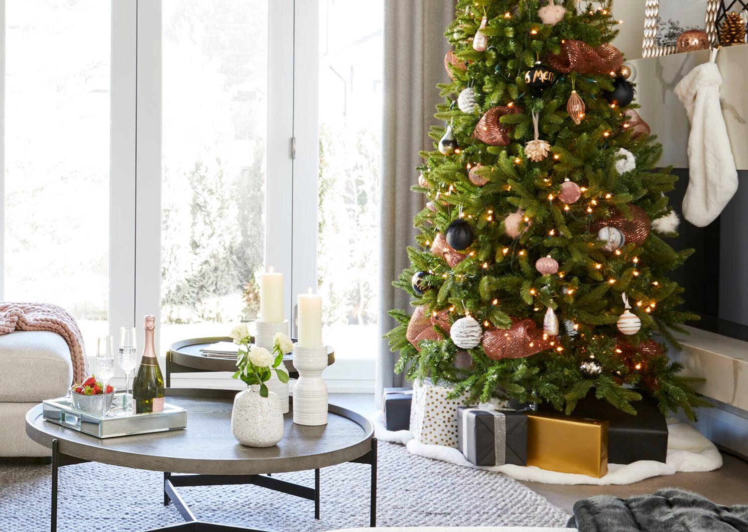 Tannon Tree 7ft Cashmere