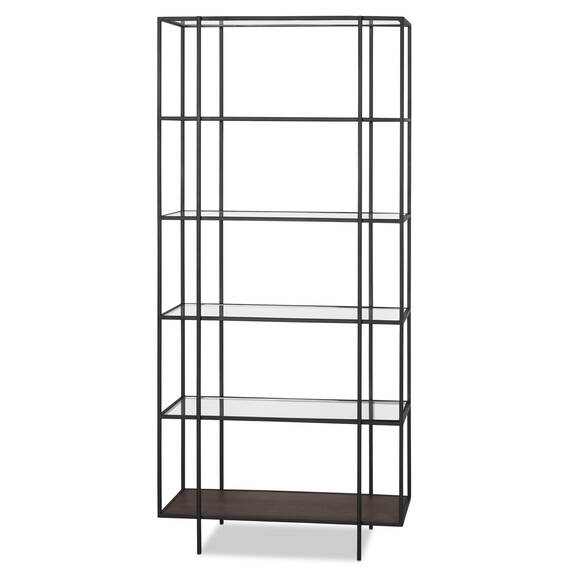 Sloan Display Shelf -Nova Brown