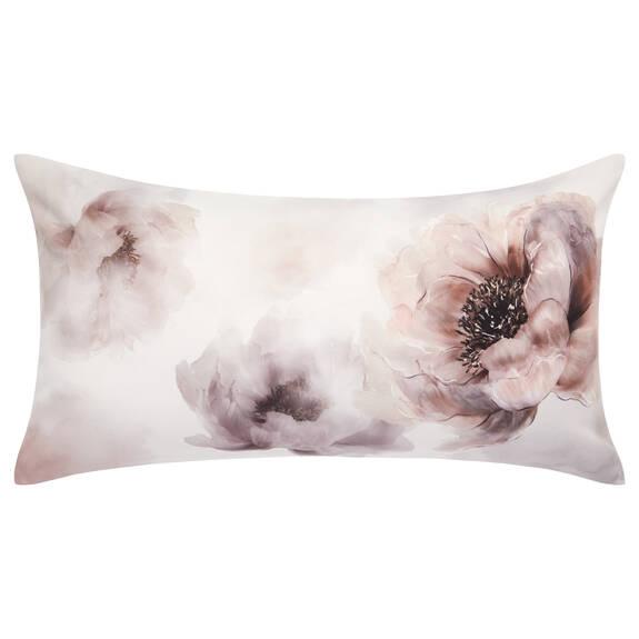 Coussin Perennial 12x22 blanc