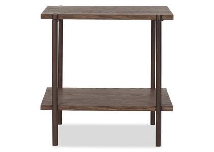 Berkeley Side Table -Novad Pecan