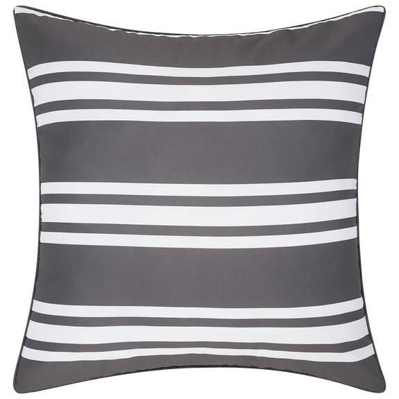 Aviva Striped Toss 20x20 Cobble
