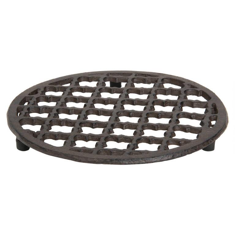 Sous-plat Treillage en fer