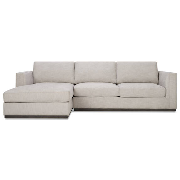Sonoma Sofa Chaise -Marley Dove, LCF