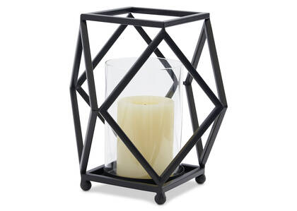 Chilton Lantern Antique Black