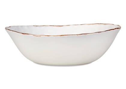 Crofton Serving Bowl Antique White