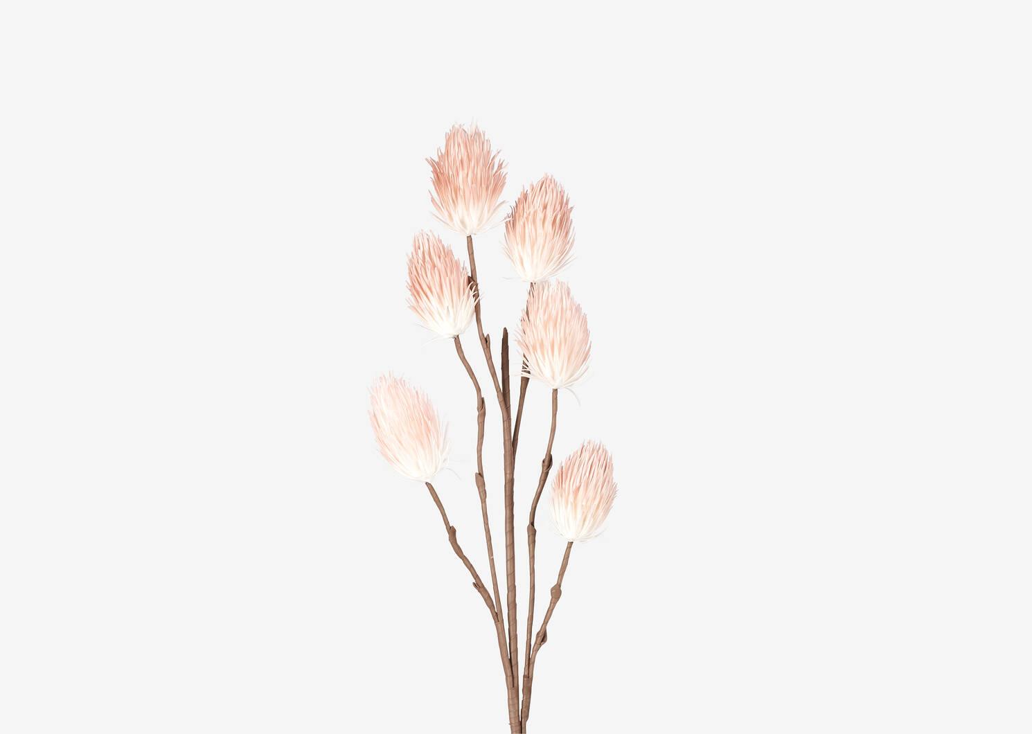 Branche de bourgeons Liya rose ballet
