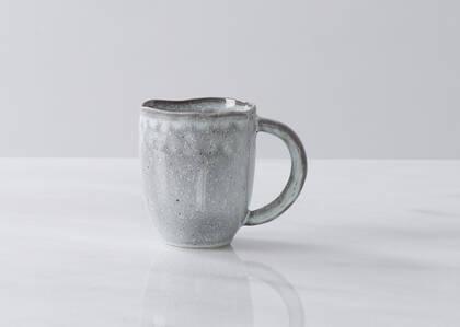 Crofton Glazed Mug Dark Grey
