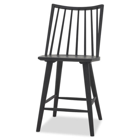 Hershel Counter Stool -Black