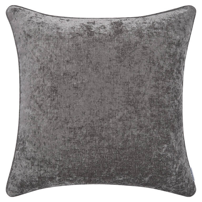 Clooney Toss 24x24 Pewter