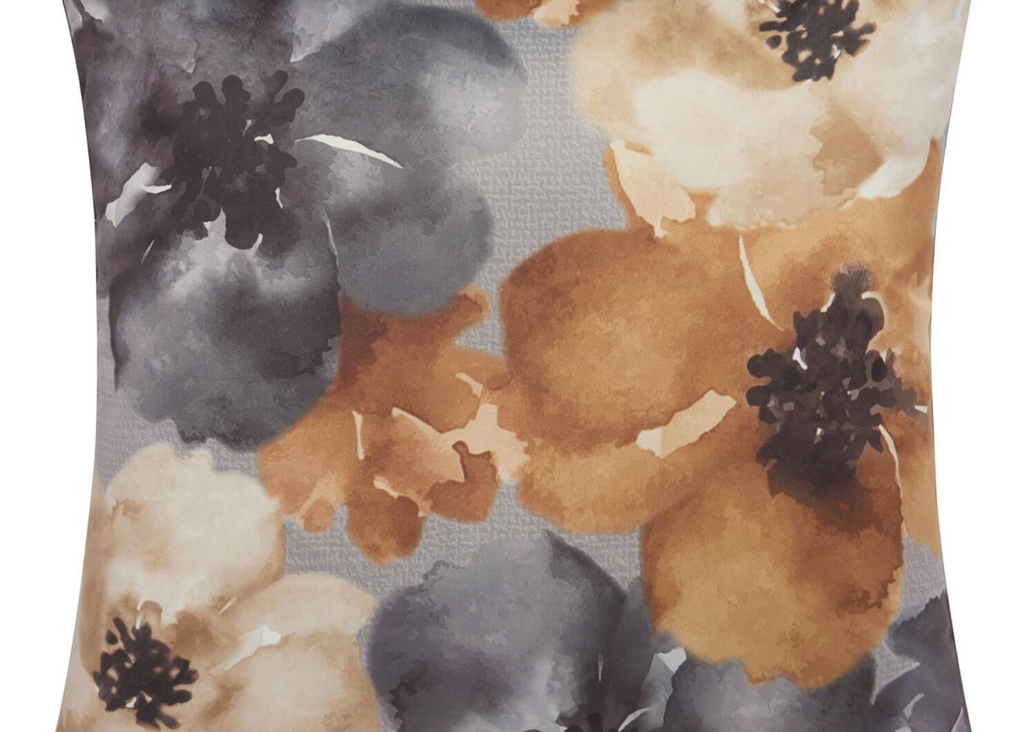 Morisot Toss 20x20 Grey/Goldfield