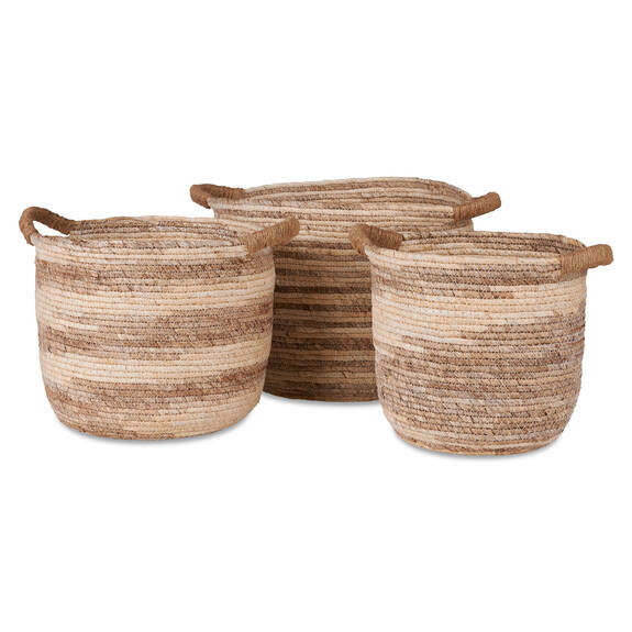 Isidora Baskets - Seagrass