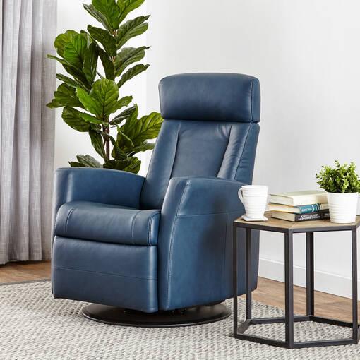 Hexagon Side Table -Pine