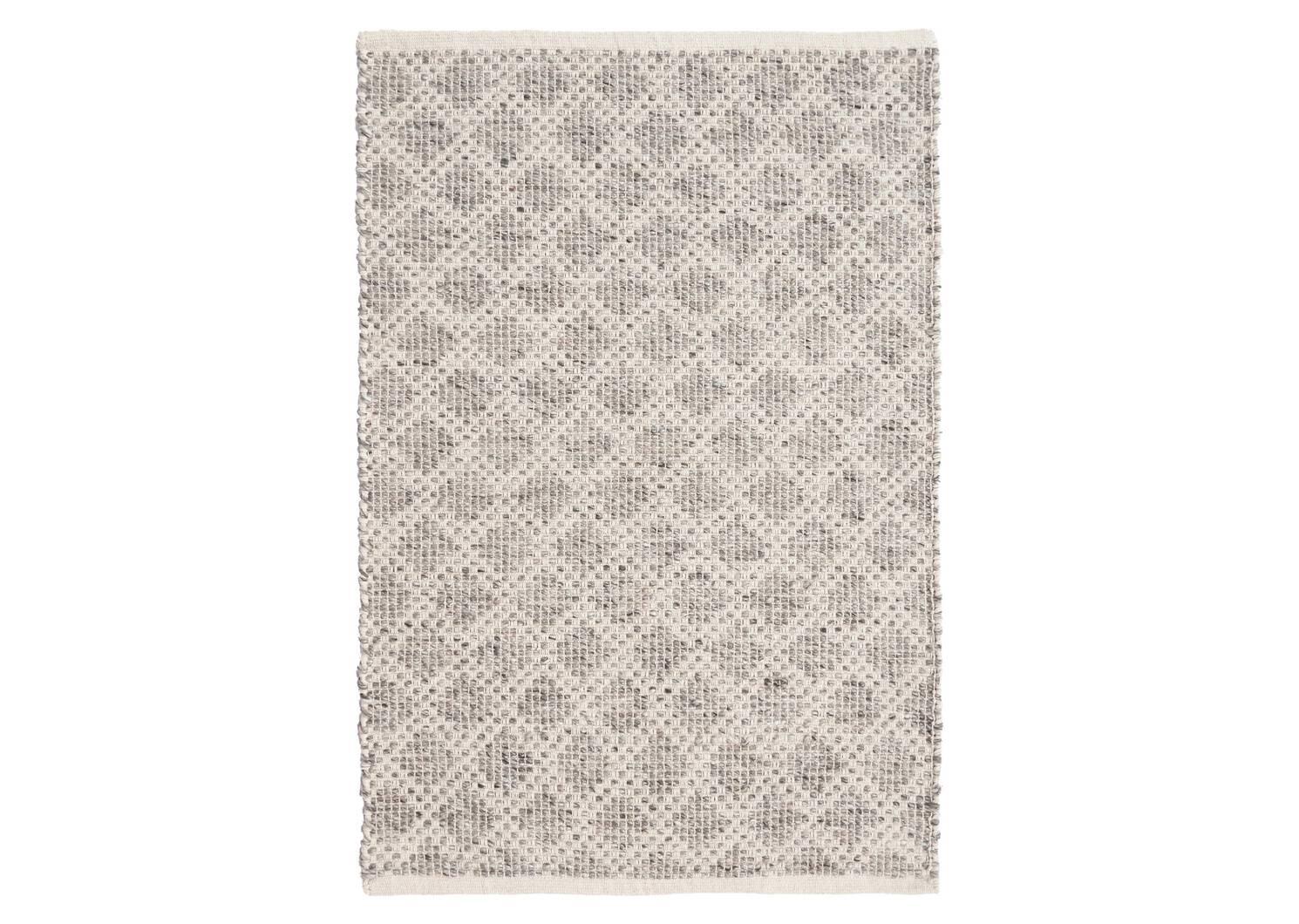 Tapis décoratif Liv 24x36 gris