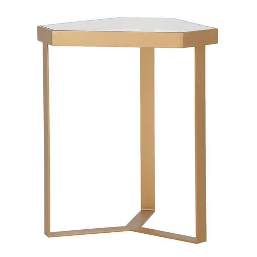 Beaulieu Side Table -Brass