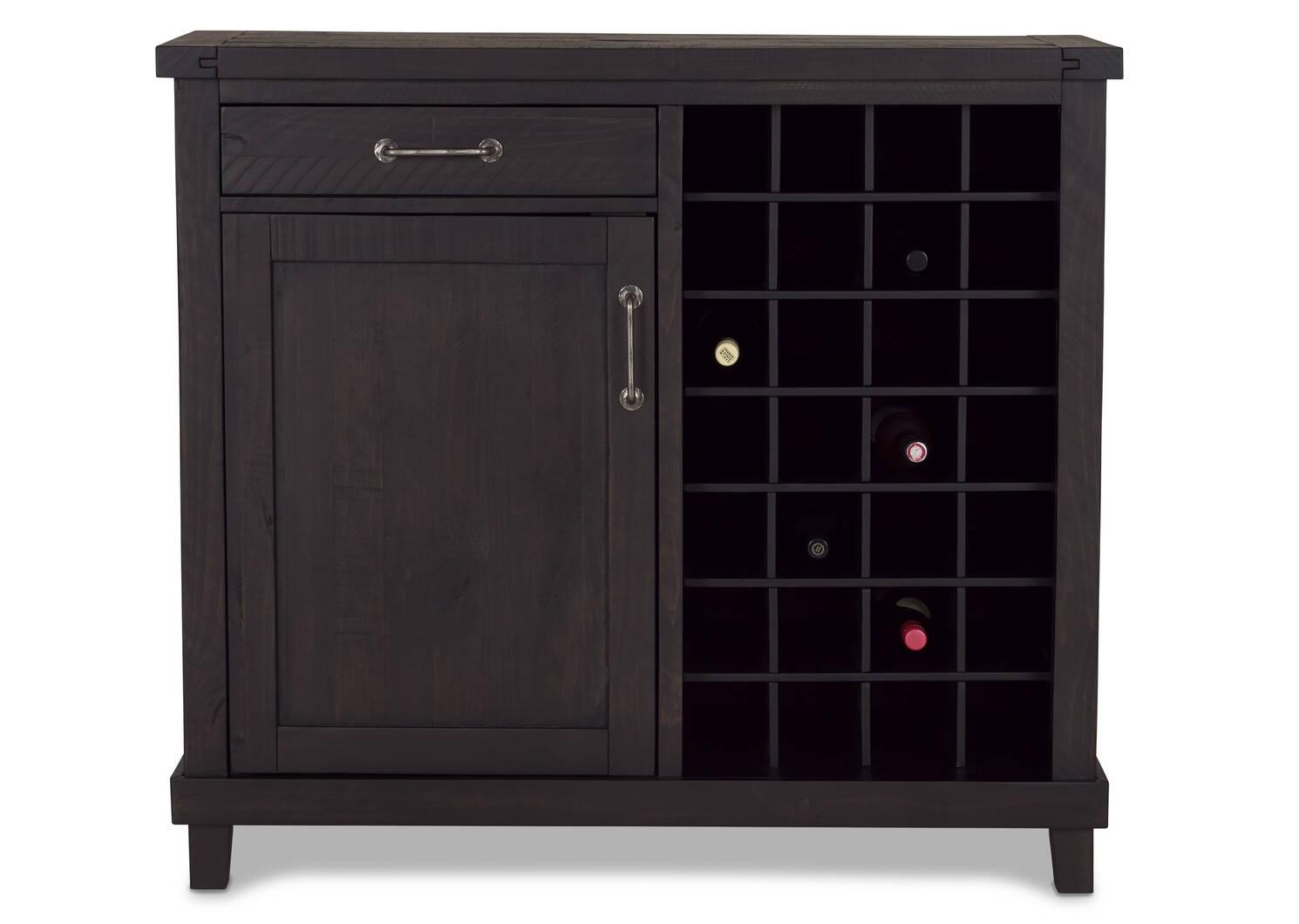 Ironside Wine Cabinet -Café