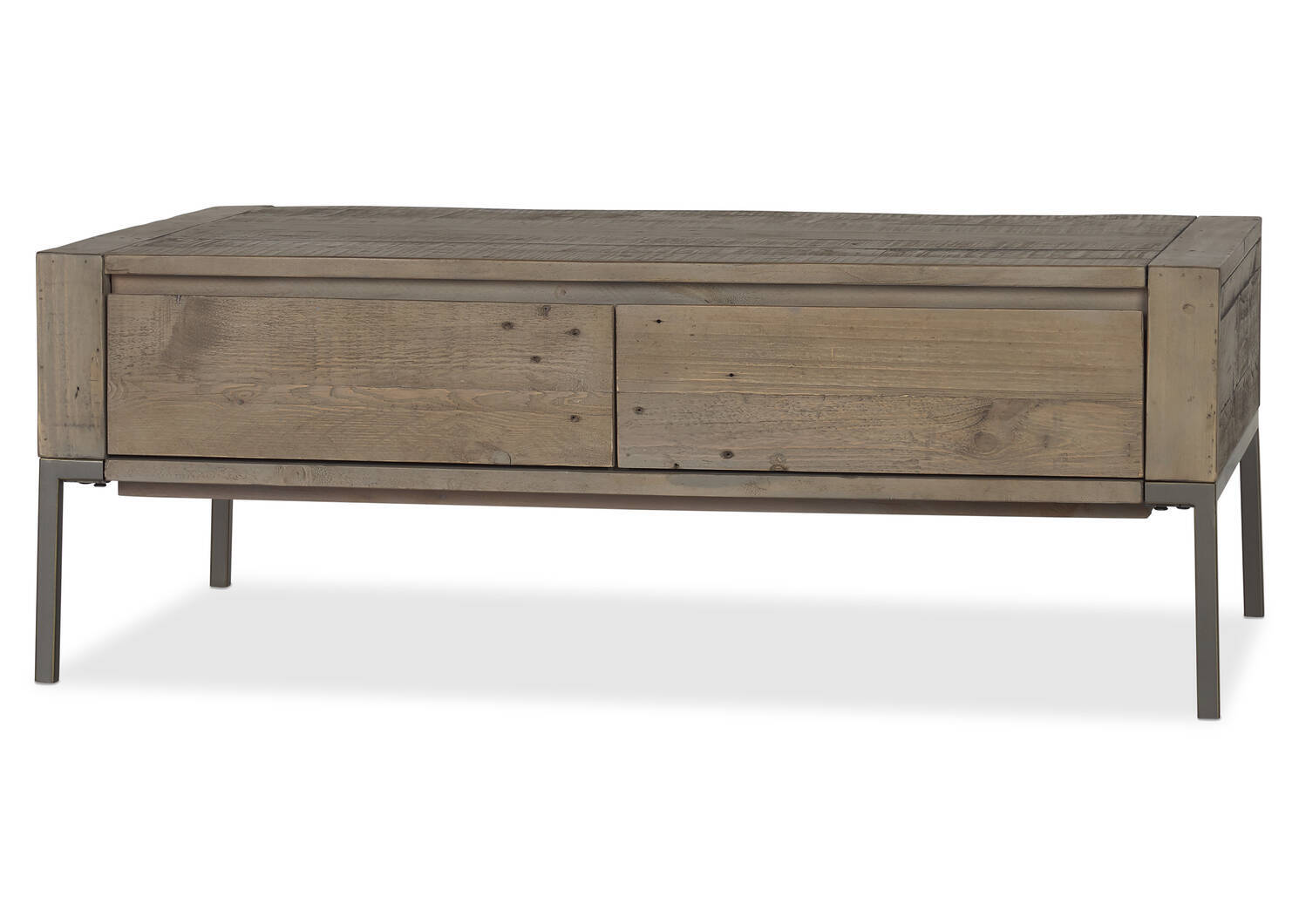 Bronson Coffee Table -Guthrie Driftwood
