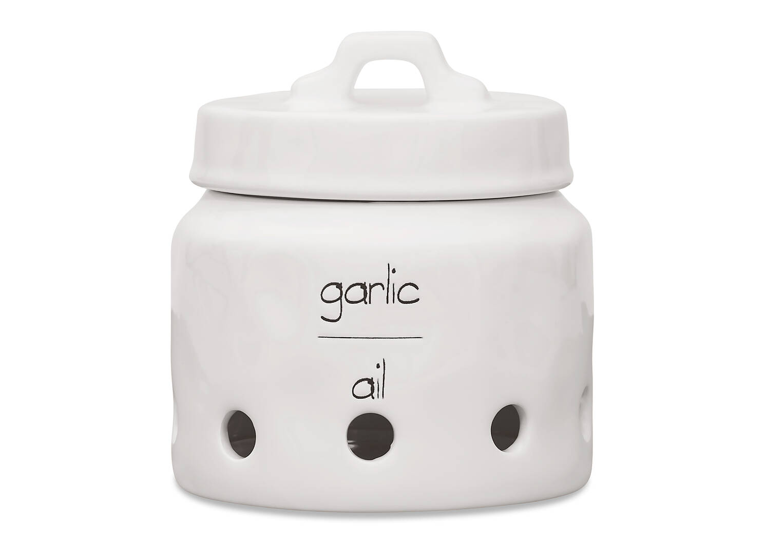 Demi Garlic Keeper