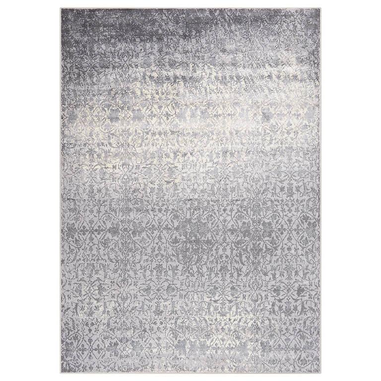 Rousseau Rug 67x95 Ivory/Grey