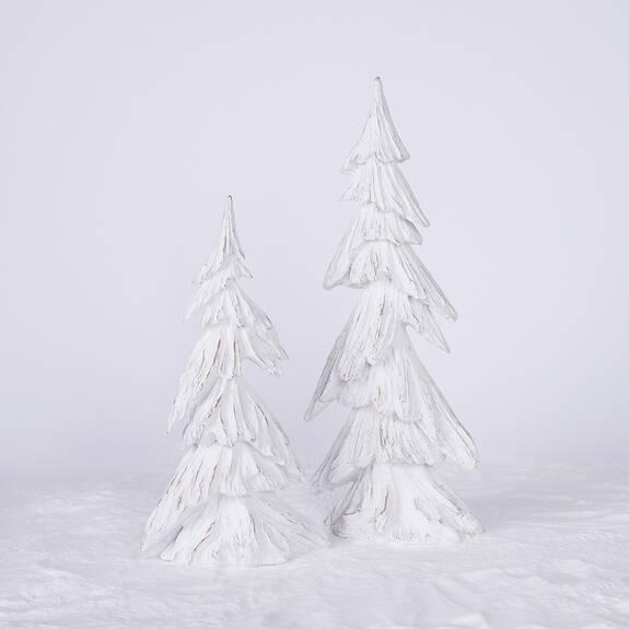 Arbres décoratifs Joffre -blancs