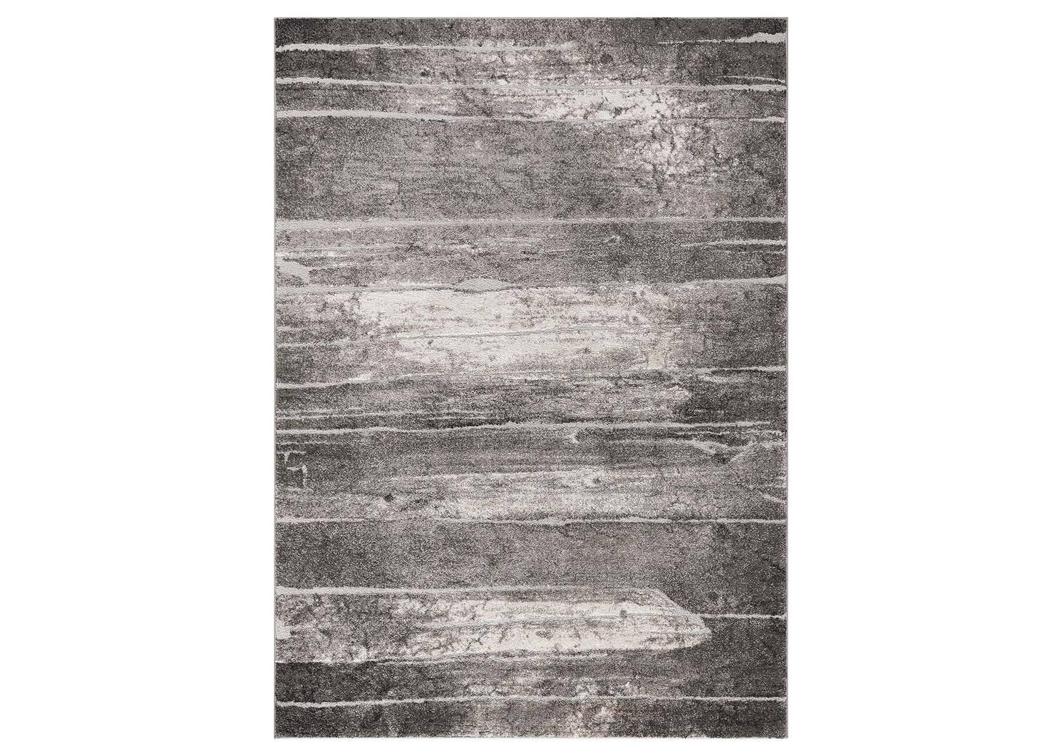 Tapis Brenin 94x126 gris
