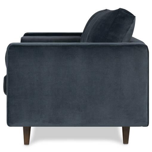 Reynolds Sofa -Gala Steel