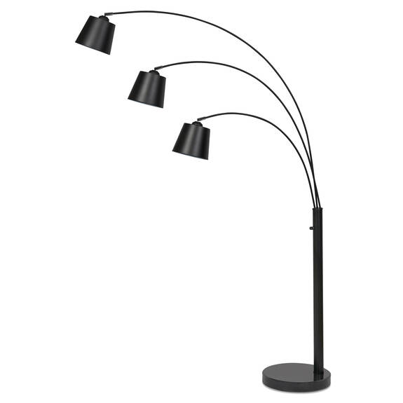 Oliver Floor Lamp Black