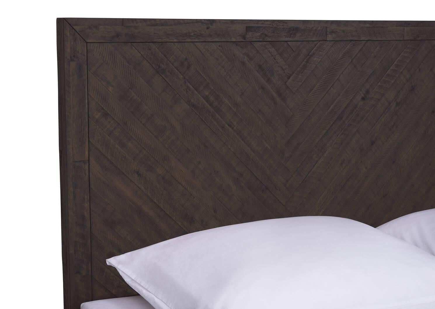 Mayhew Storage Bed -Shay Carob, KING