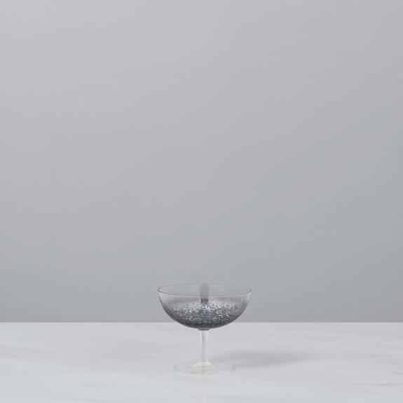 Coupe Shimmer gris argenté