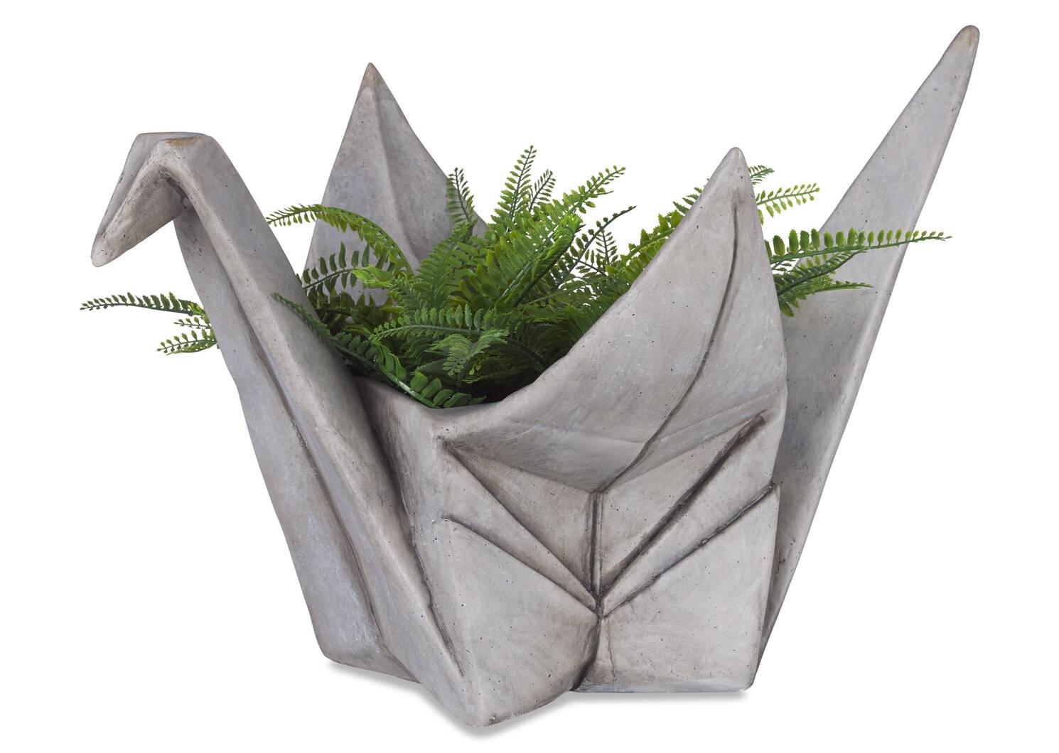 Orizuru Planters Grey
