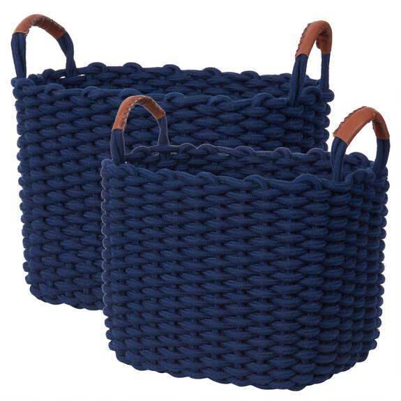 Corde Baskets - Midnight