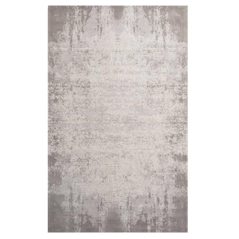 Vares Rug - Grey/Silver