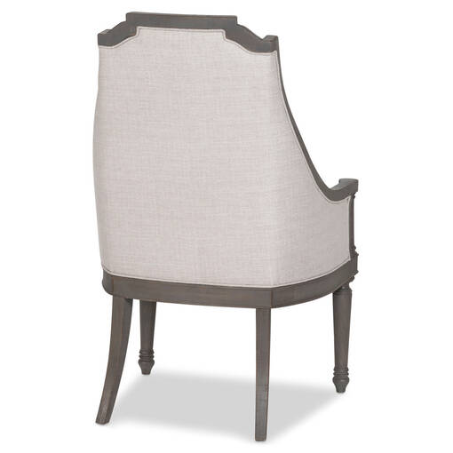 Churchill Host Chair -Pewter