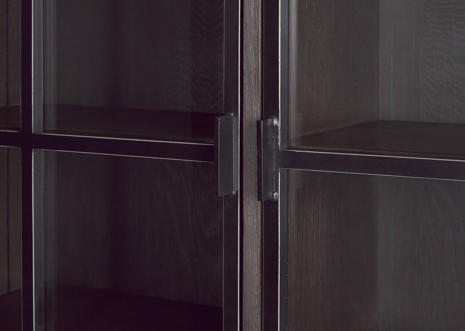 Armoire Hartland avec portes -Elon fumée
