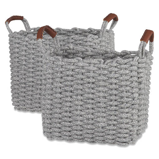 Corde Baskets -Grey
