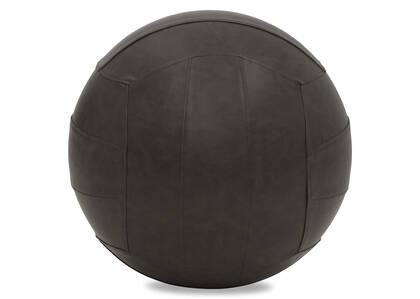Ballon de yoga Padma charbon