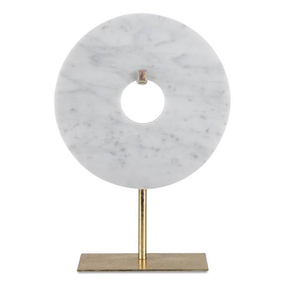 Crux Marble Décor Stand