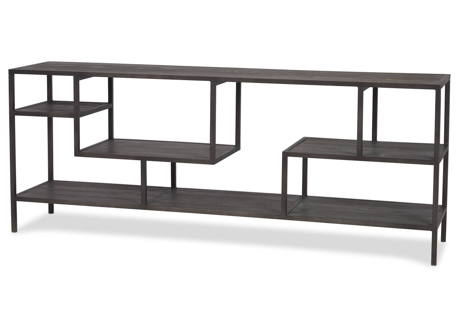 Krystien Low Display Shelf -Digby Smoke