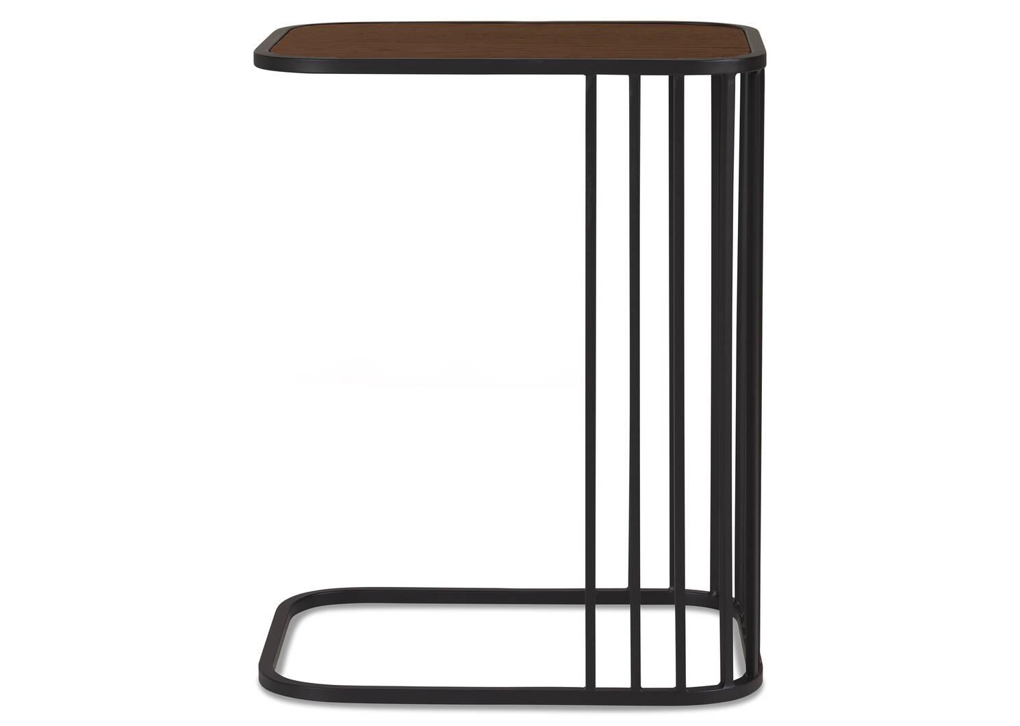 Table d'appoint Tobias -frêne brun