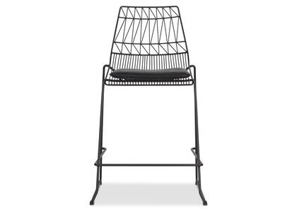 Zola Counter Stool -Ari Black