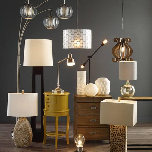 Chantilly Glow Lamp